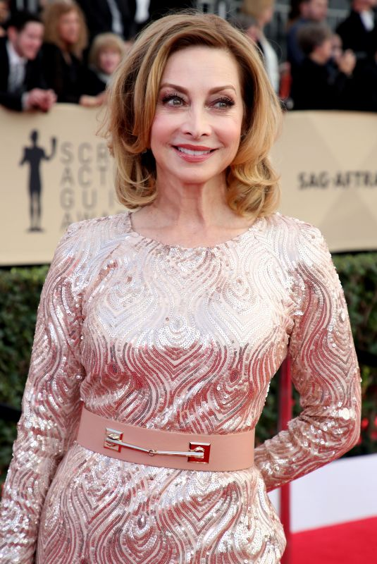 SHARON LAWRENCE at Screen Actors Guild Awards 2018 in Los Angeles 01/21/2018