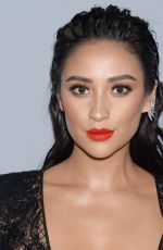 SHAY MITCHELL at Instyle and Warner Bros Golden Globes After-party in Los Angeles 01/07/2018