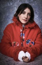 SHEILA VAND at Deadline Studio at Sundance Fil Festival 01/19/2018