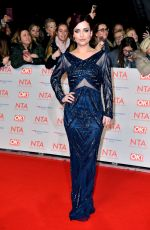 SHONA MCGARTY at National Television Awards in London 01/23/2018