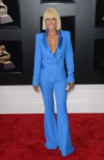 SIBLEY SCOLES at Grammy 2018 Awards in New York 01/28/2018