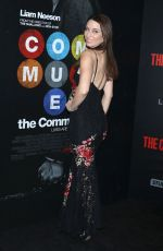 SILVIA KAL at Tthe Commuter Premiere in New York 01/08/2018