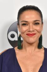 SIMONE KESSELL at ABC All-star Party at TCA Winter Press Tour in Los Angeles 01/08/2018