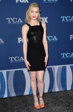 SKYLER SAMUELS at Fox Winter All-star Party, TCA Winter Press Tour in Los Angeles 01/04/2018