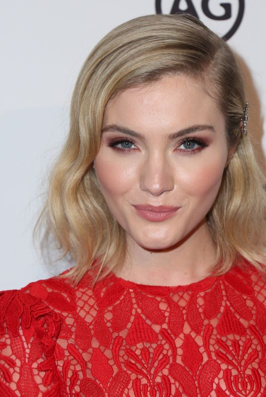SKYLER SAMUELS at Marie Claire Image Makers Awards in Los Angeles 01/11/2018