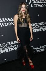 SOFIA REYES at Lip Sync Battle Live: A Michael Jackson Celebration in Los Angeles 01/18/2018