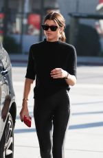 SOFIA RICHIE Leaves a Gas Station in Beverly Hills 01/07/2018