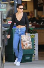 SOFIA RICHIE Out for Grocery Shopping at Bristol Farms 01/05/2018