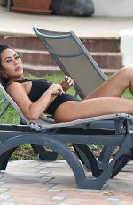 SOPHIE KASAEI in Bikini on Holiday in Turkey 01/10/2018