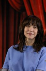 SOPHIE MARCEAU Presents Her New Movie at 21th International Comedy Film Festival in Alpe D