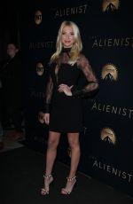 STASSI SCHROEDER at The Alienist Premiere in Los Angeles 01/11/2018