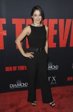 STEPHANIA ARCILA at Den of Thieves Premiere in Los Angeles 01/17/2018