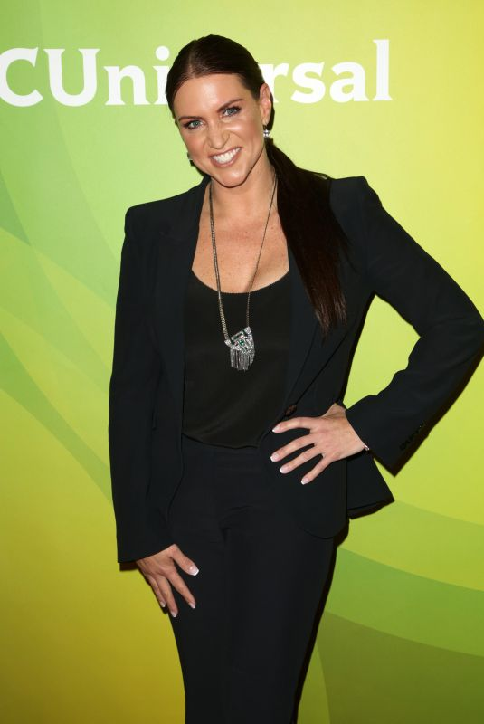 STEPHANIE MCMAHON at NBC/Universal TCA Winter Press Tour in Los Angeles 01/09/2018