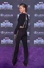 STORM REID at Black Panther Premiere in Hollywood 01/29/2018