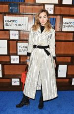 SUKI WATERHOUSE at Aassassination Nation After Party at Sundance Film Festival 01/21/2018