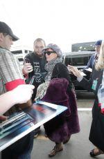 SUSAN SARANDON at Los Angeles International Airport 01/08/2018