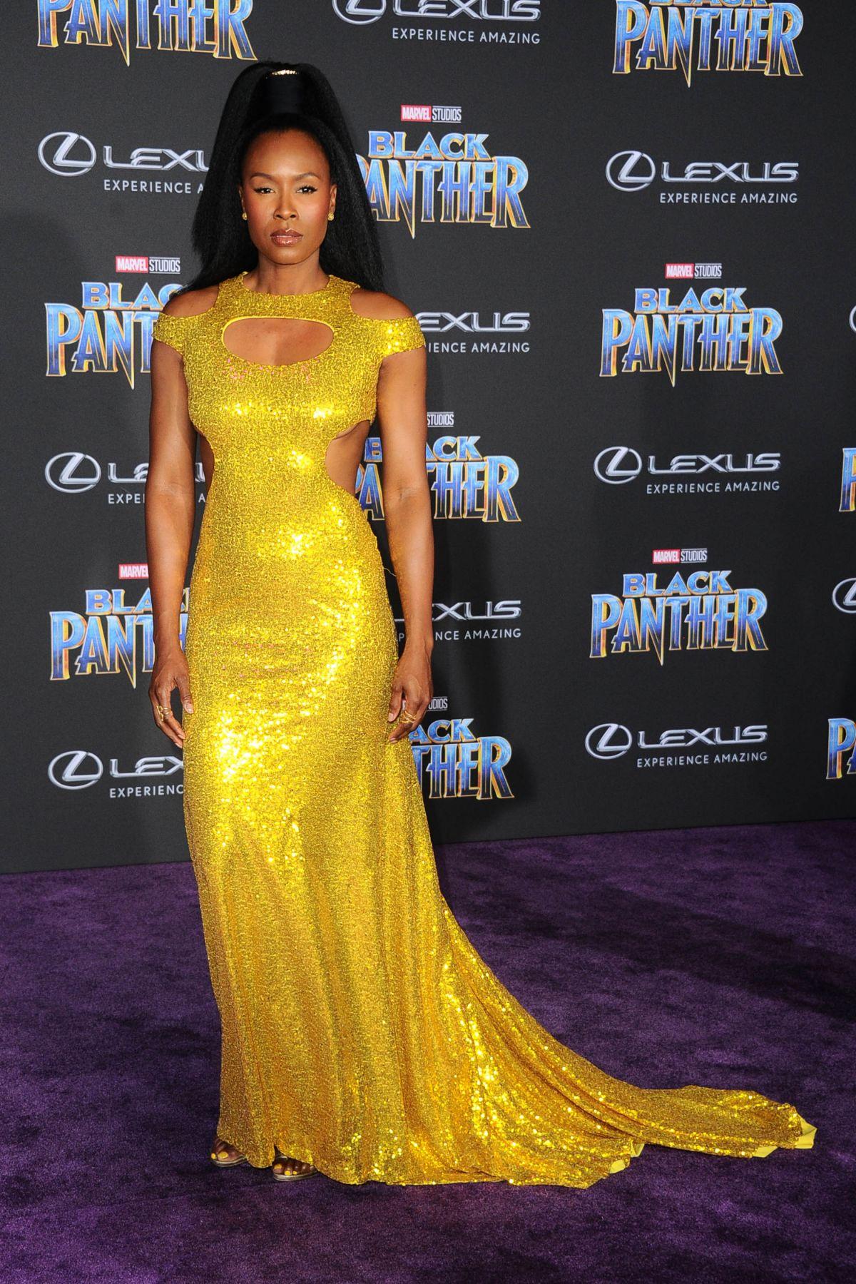 black noel 2018 SYDELLE NOEL at Black Panther Premiere in Hollywood 01/29/2018  black noel 2018