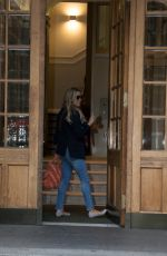 SYLIVE MEIS Out and About in Hamburg 01/06/2018