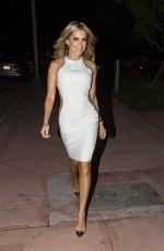 SYLVIE MEIS Night Out in Miami 01/04/2018