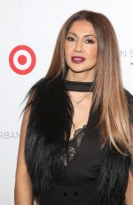 TABASUM MIR at Urban Skin RX Launch at Target Stores in New York 01/18/2018