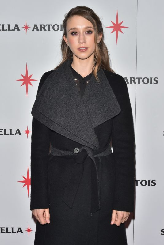 TAISSA FARMIGA at What They Had Premiere at Sundance Film Festival 01/21/2018