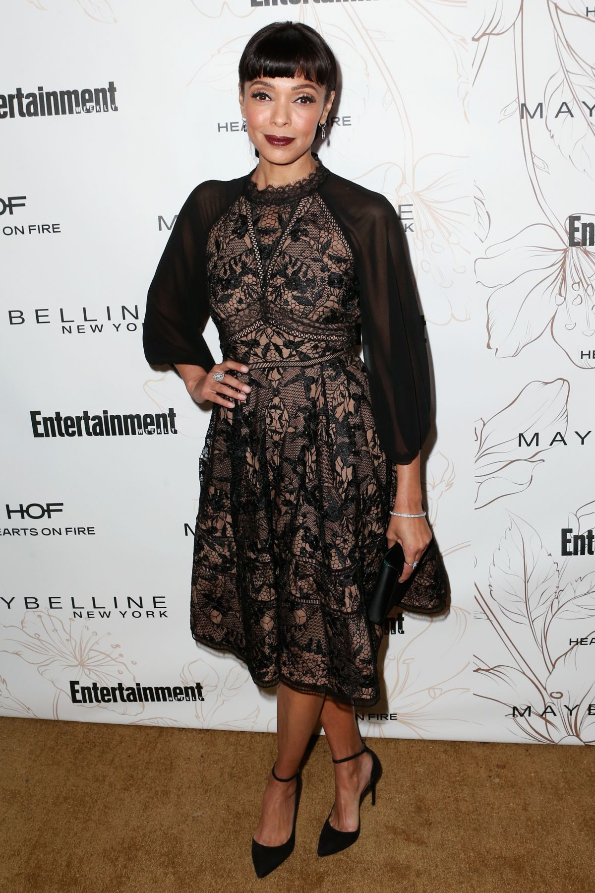 tamara taylor at entertainment weekly presag party in los