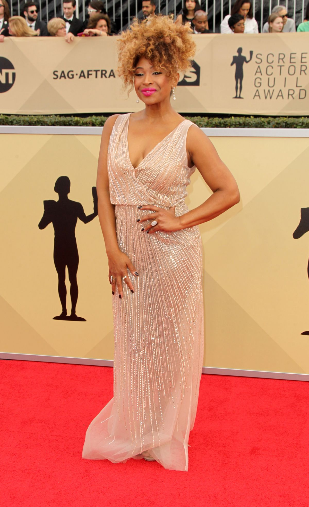 Tanika Ray At Screen Actors Guild Awards 2018 In Los Angeles 0121