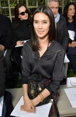 TAO OKAMOTO at Chanel Show at Spring/Summer 2018 Haute Couture Fashion Week in Paris 01/23/2018