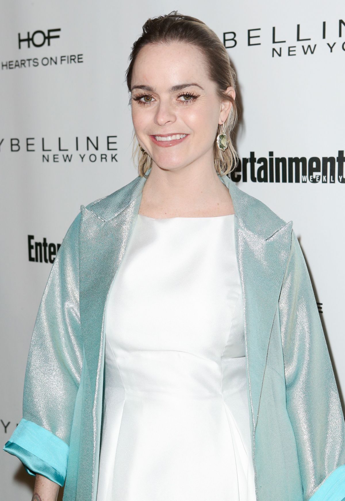 TARYN MANNING At Entertainment Weekly Pre SAG Party In Los
