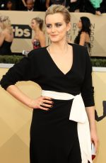 TAYLOR SCHILLING at Screen Actors Guild Awards 2018 in Los Angeles 01/21/2018