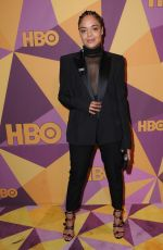 TESSA THOMPSON at HBO's Golden Globe Awards After-party in Los Angeles 01/07/2018