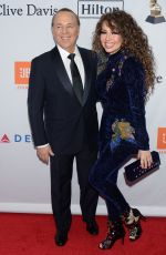 THALIA at Clive Davis and Recording Academy Pre-Grammy Gala in New York 01/27/2018