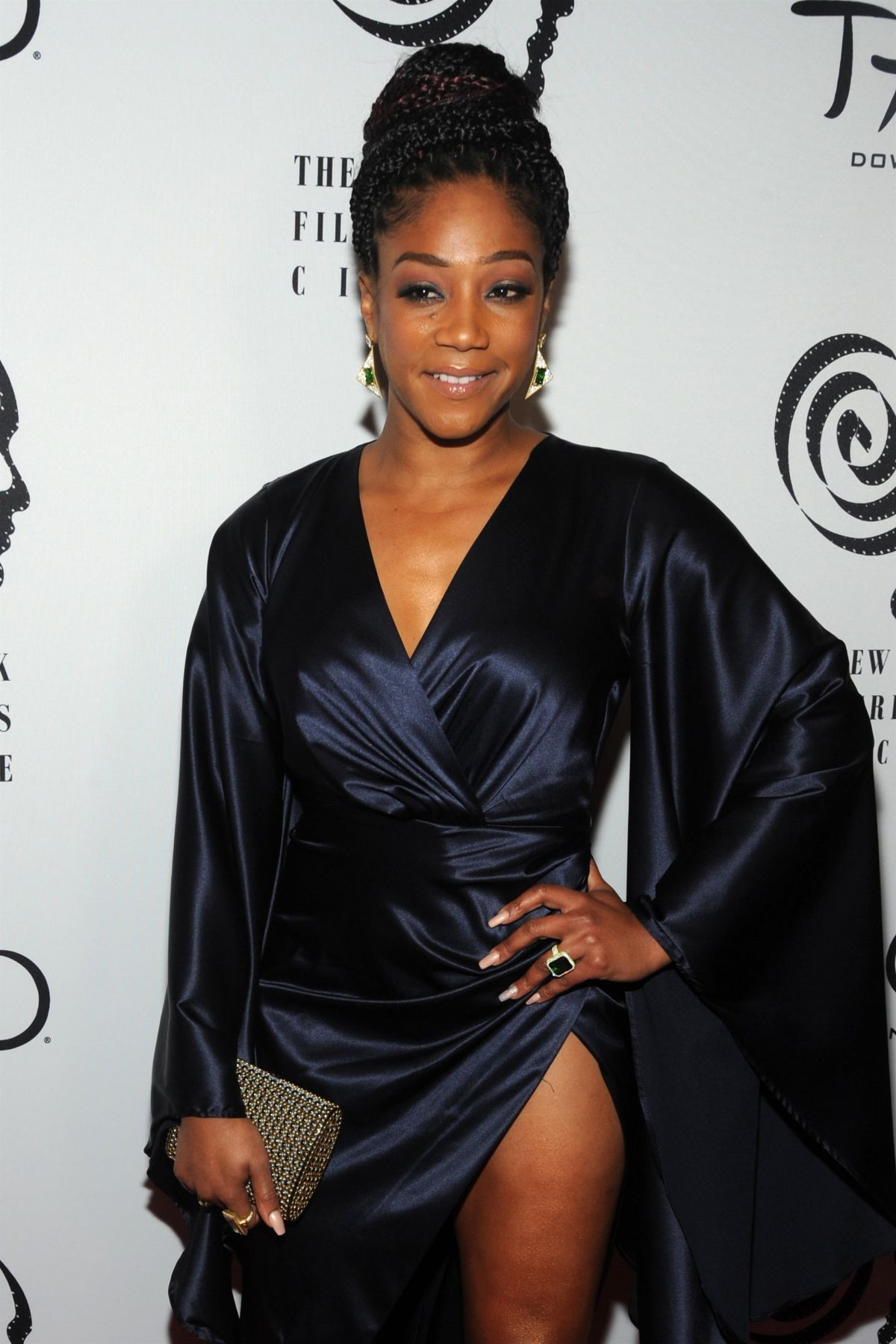 TIFFANY HADDISH at New York Critics' Circle Awards 03/01 ...