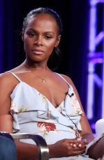 TIKA SUMPTER at Final Space TV Show Panel TCA Winter Press Tour in Los Angeles 01/11/2018