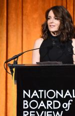 TINA FEY at National Board of Review Annual Awards Gala in New York 01/09/2018