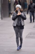 TINA FEY Out and About in New York 01/23/2018