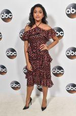 TIYA SIRCAR at ABC All-star Party at TCA Winter Press Tour in Los Angeles 01/08/2018