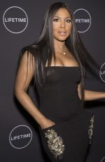 TONI BRAXTON at Faith Under Fire the Antoinette Tuff Story Premiere in New York 01/23/2018