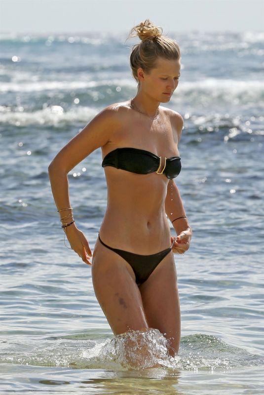 TONI GARRN in Bikini at a Beach in Hawaii 01/06/2018