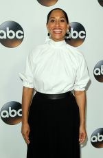 TRACEE ELLIS ROSS at ABC All-star Party at TCA Winter Press Tour in Los Angeles 01/08/2018
