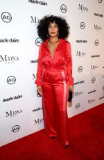 TRACEE ELLIS ROSS at Marie Claire Image Makers Awards in Los Angeles 01/11/2018