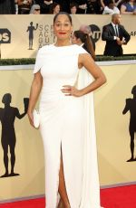 TRACEE ELLIS ROSS at Screen Actors Guild Awards 2018 in Los Angeles 01/21/2018