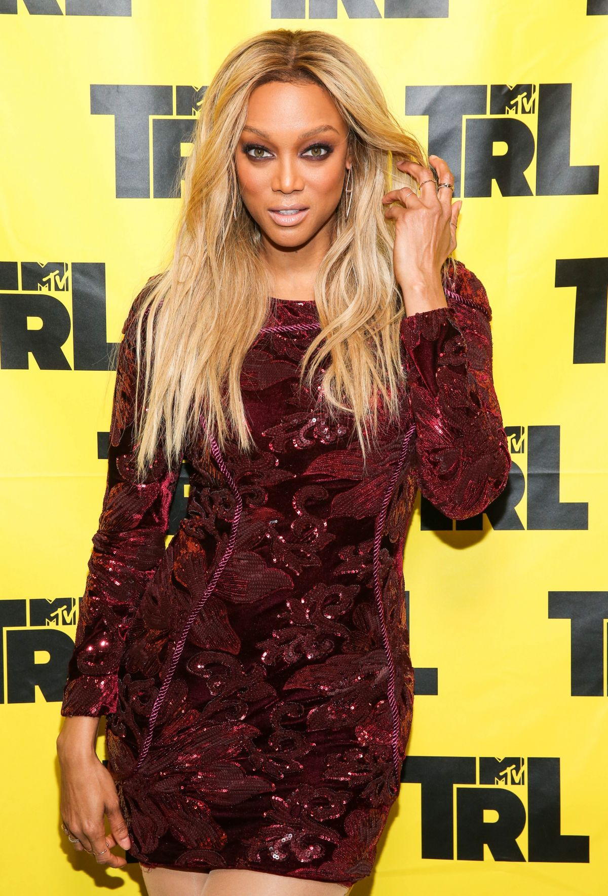 Image result for tyra banks 2018