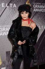 VANESSA HUDGENS at Delta Airlines Pre-grammy Party in New York 01/25/2018