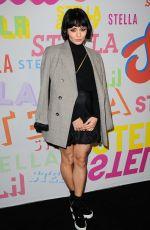 VANESSA HUDGENS at Stella McCartney Show in Hollywood 01/16/2018