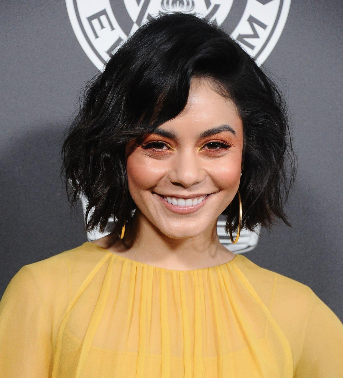 Vanessa hudgens 2018 hair