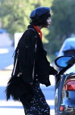 VANESSA HUDGENS Out and About in Los Angeles 01/12/2018