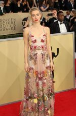 VANESSA KIRBY at Screen Actors Guild Awards 2018 in Los Angeles 01/21/2018