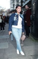 VANESSA WHITE at LFWM 2018 Winter Show in London 01/07/2018