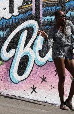 VENUS WILLIAMS Out at Bondi Beach in Sydney 01/06/2018